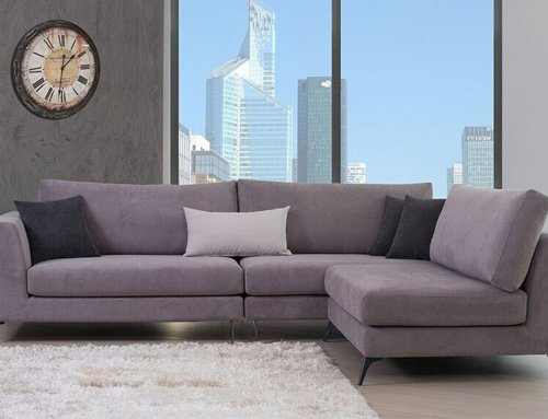 Γκρι καναπές: 4 βασικοι λόγοι για να τον επιλέξετε!