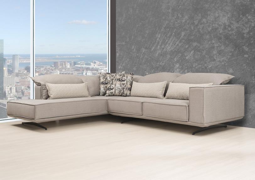 Καναπές Γωνία Luxury