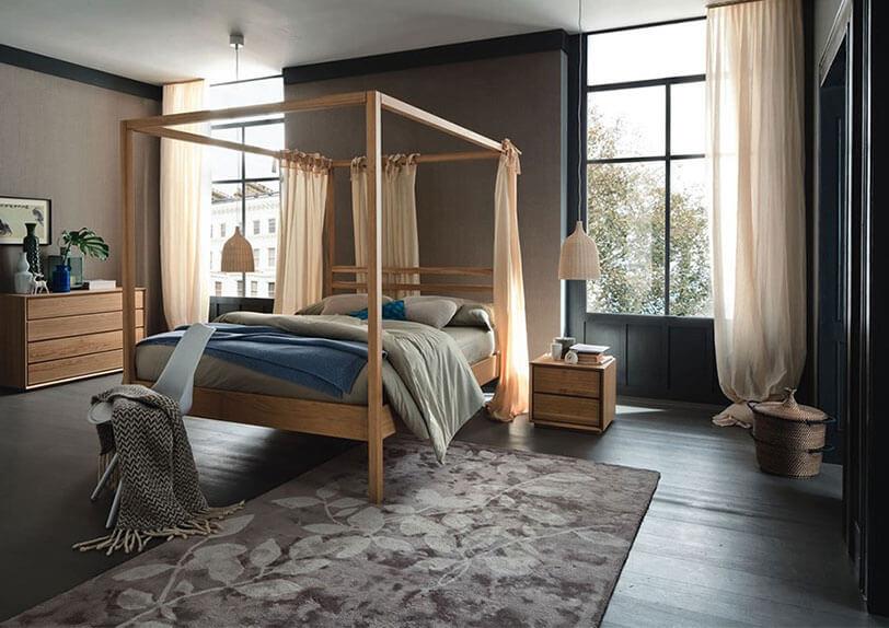 Κρεβάτι Μασίφ