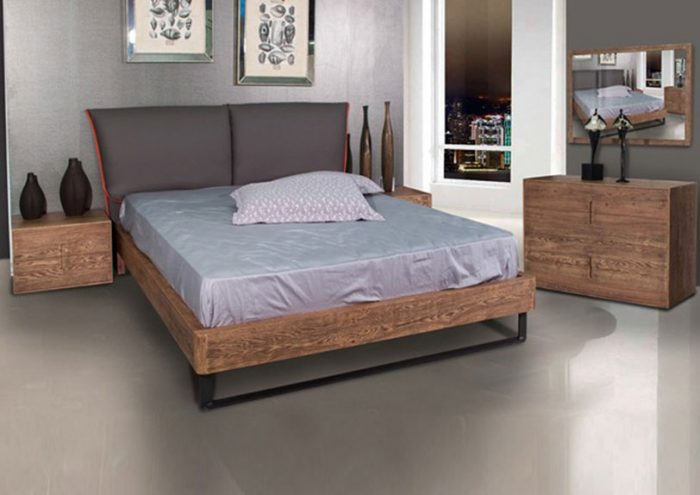 bedroom roustic