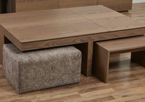 coffee table cuba oak