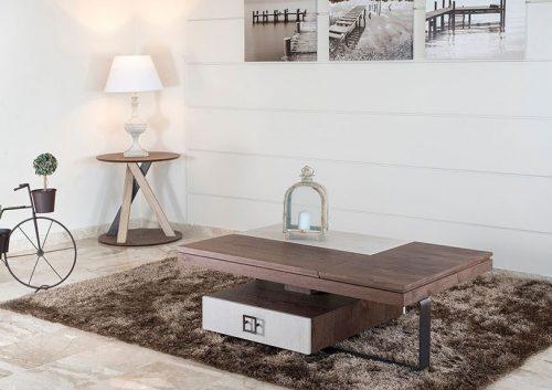 coffee table secret oak