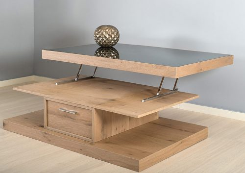 coffee table serve no 19 open