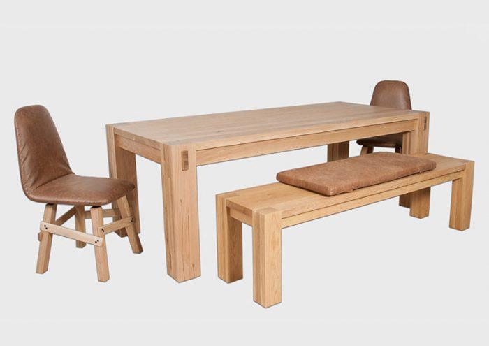 dining table masif oak 2