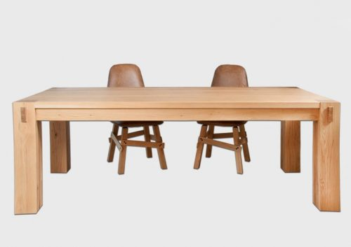 dining table masif oak