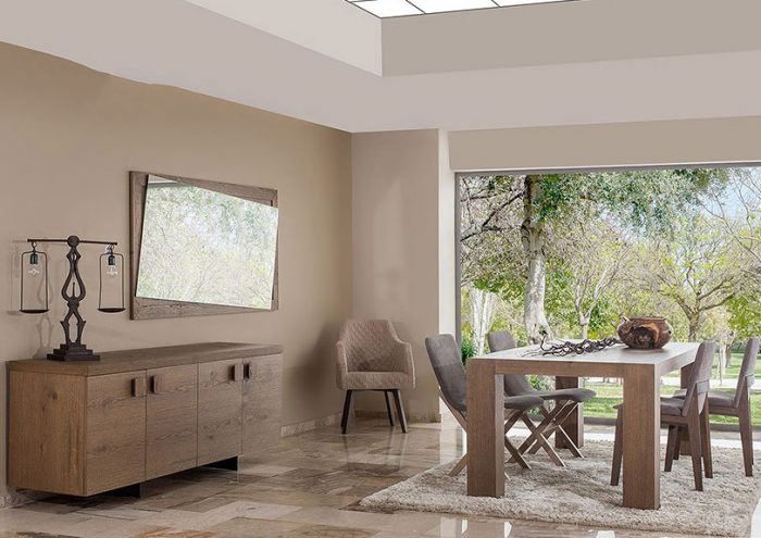 dining table natural