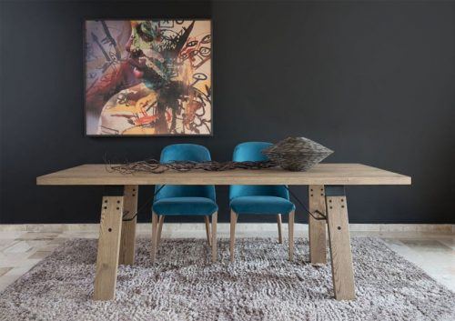 dinning table earth