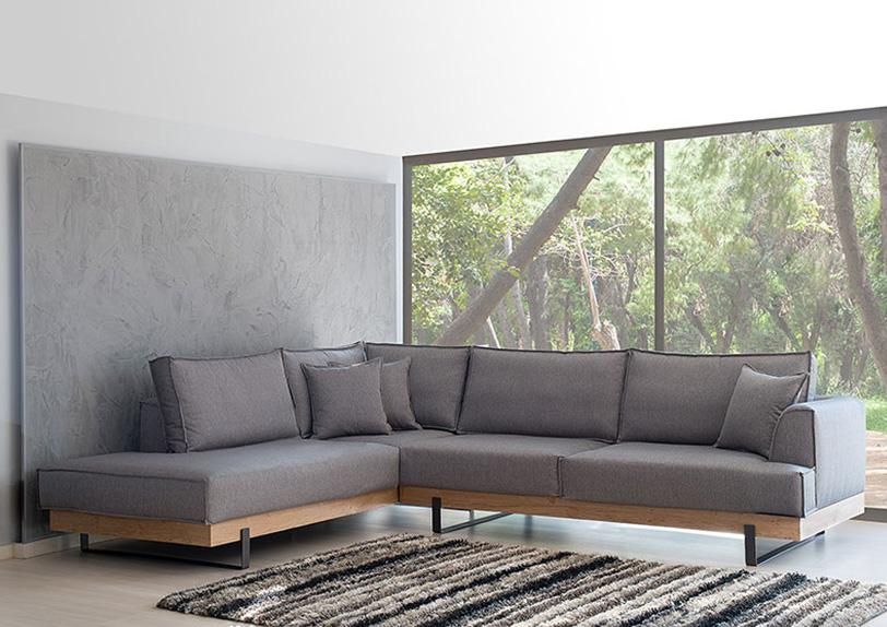 Καναπές Γωνία Prestige