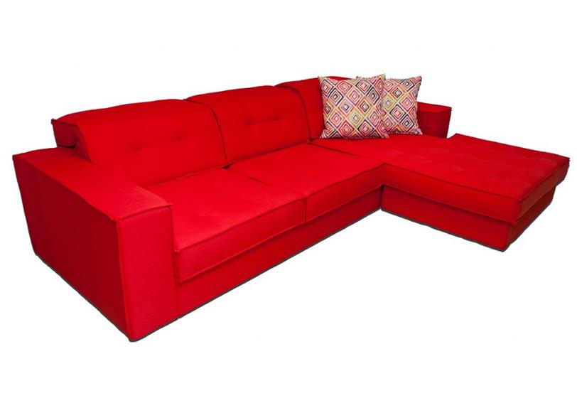 Καναπές Γωνία Red