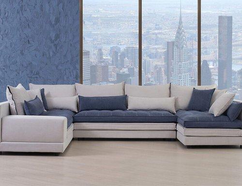Ο καναπές πι στην υπηρεσία του καθιστικού σας