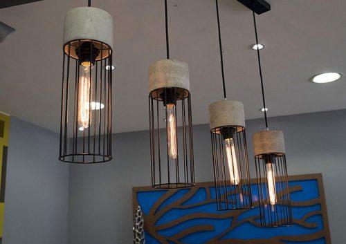 roof lamp 12
