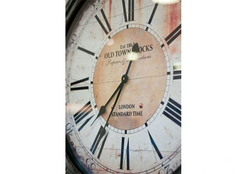 wall clock 2 2