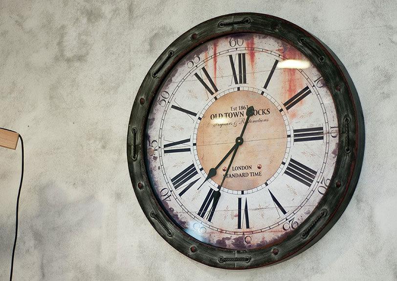 Ρολόι Τοίχου 2
