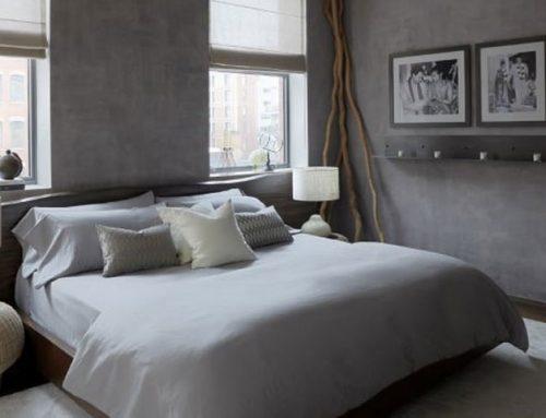 Υπνοδωμάτια με Μίνιμαλ Διακόσμηση