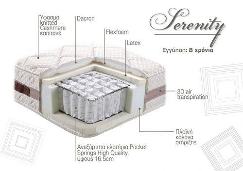 mattress serenity 2