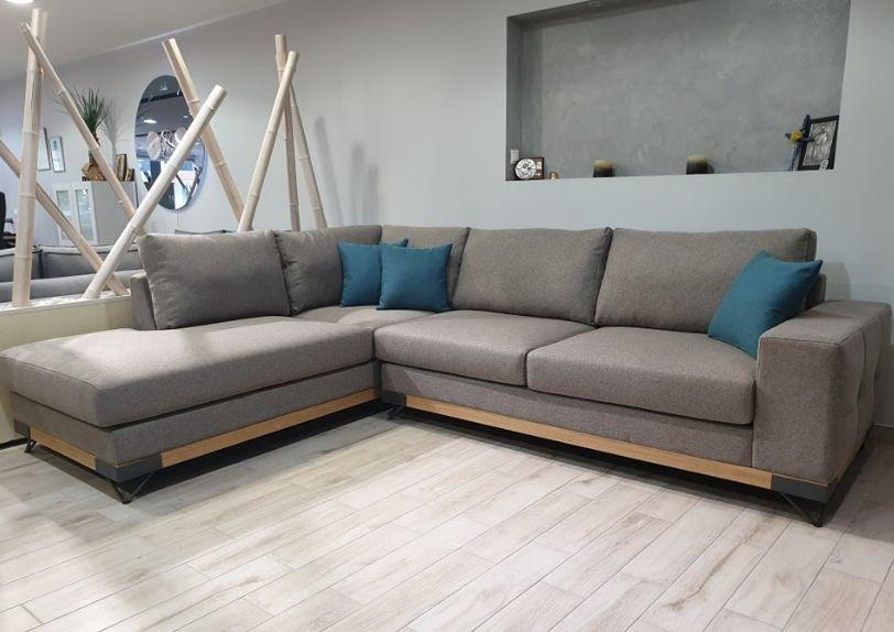 Καναπές Γωνία Oak
