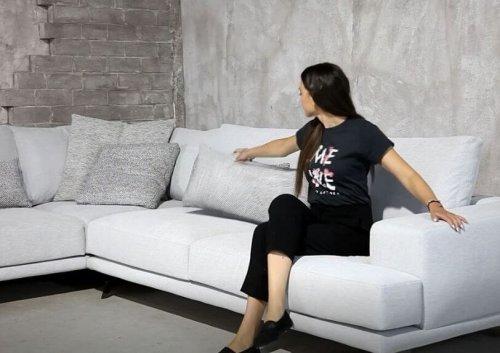 καναπές γωνία FIESTA