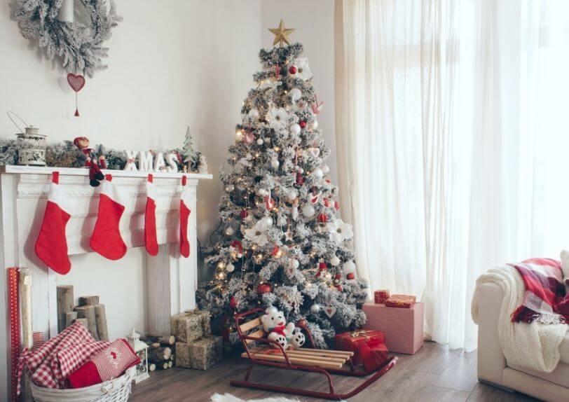 χριστουγεννιάτιη διακόσμηση