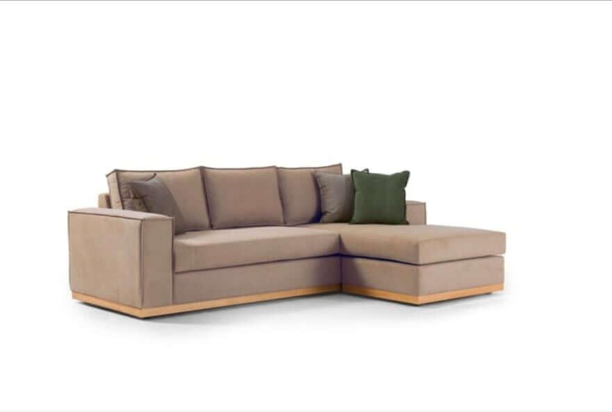 Γωνιακός καναπές Odin
