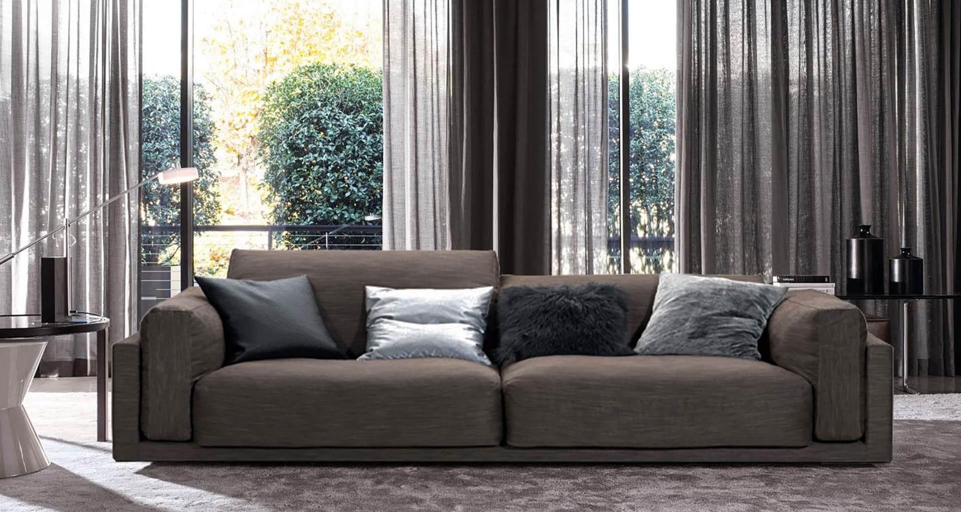 Καναπές Τριθέσιος Bellini